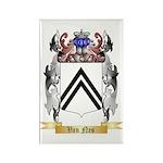 Van Nes Rectangle Magnet (100 pack)