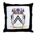 Van Nes Throw Pillow
