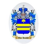 Van Houtte Oval Ornament