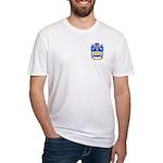 Van Houten Fitted T-Shirt