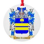 Van Houten Round Ornament