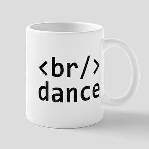 Breakdance Code Mug