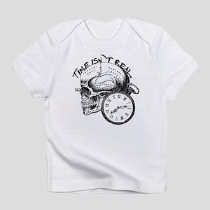 Vintage Skull & Pocket Watch Infant T-Shirt