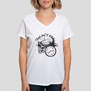 Vintage Skull & Pocket Watch T-Shirt