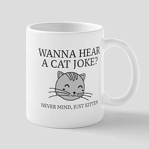 Just Kitten Mug