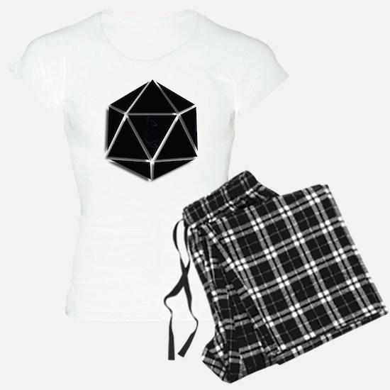 Mer Made Designs Logo pajamas