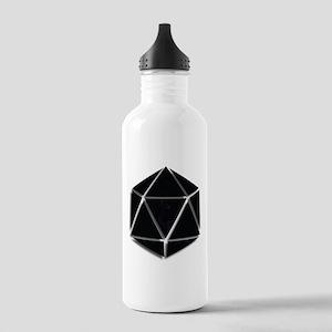 Mer Made Designs Logo Water Bottle