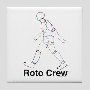 Roto Tile Coaster