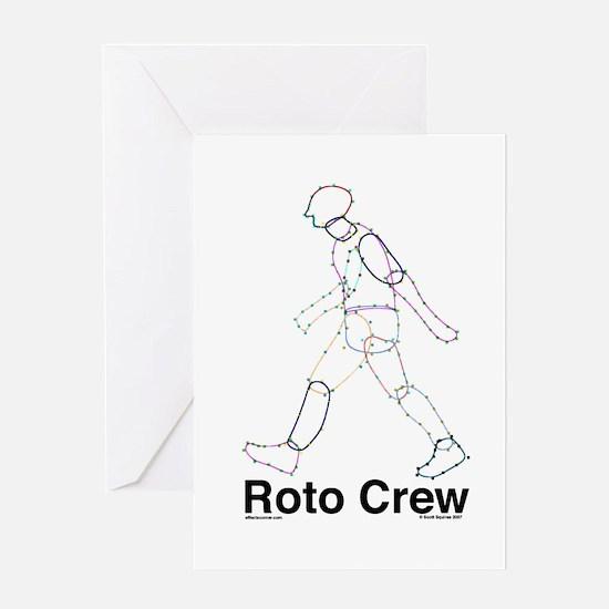 Roto Greeting Card
