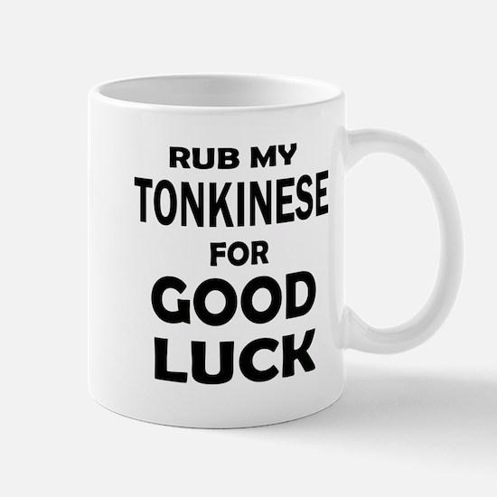 Rub my Tonkinese for good luck Mug