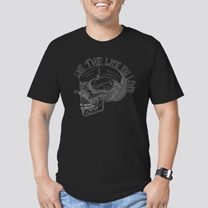 LIVE THE LIFE YOU LOVE- Skull! T-Shirt