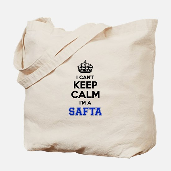 I can't keep calm Im SAFTA Tote Bag