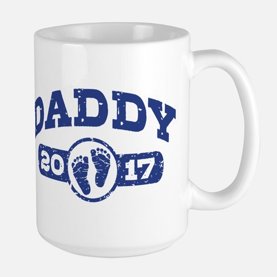 Daddy 2017 Large Mug