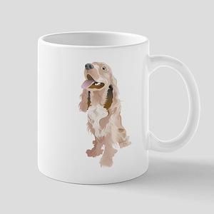 Cockapoo dog Mugs
