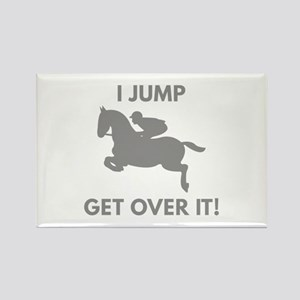 Get Over It! Rectangle Magnet