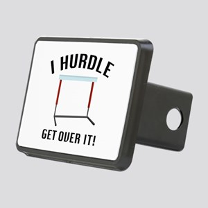Get Over It! Rectangular Hitch Cover