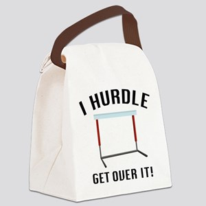 Get Over It! Canvas Lunch Bag