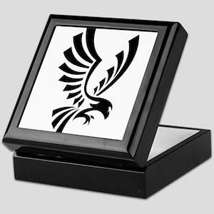 Eagle symbol Keepsake Box
