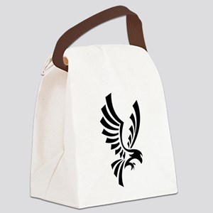 Eagle symbol Canvas Lunch Bag
