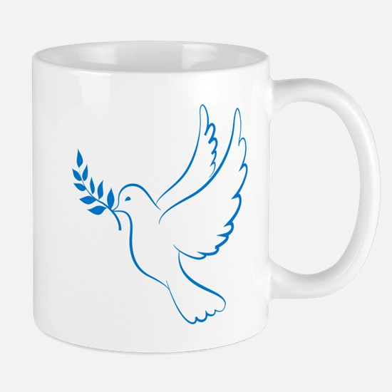 Dove of peace Mugs