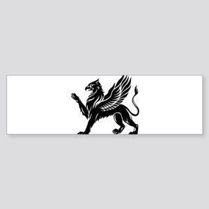 Griffin Bumper Sticker