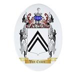 Van Essen Oval Ornament