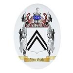 Van Esch Oval Ornament