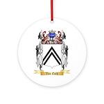 Van Esch Round Ornament