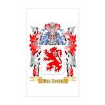 Van Dyken Sticker (Rectangle)