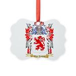 Van Dyken Picture Ornament