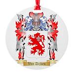 Van Dijken Round Ornament