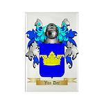 Van Der Rectangle Magnet (100 pack)