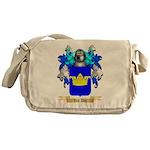 Van Der Messenger Bag
