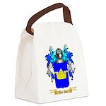 Van Der Canvas Lunch Bag