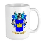 Van Der Large Mug