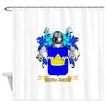 Van Der Shower Curtain