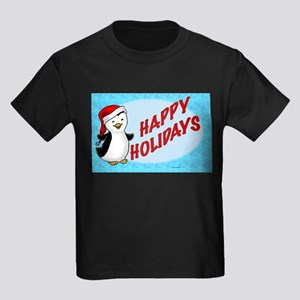 Penguin Kids Dark T-Shirt