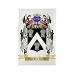 Van der Velde Rectangle Magnet (100 pack)