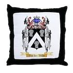Van der Velde Throw Pillow