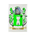 Van der Valk Rectangle Magnet (100 pack)