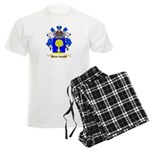 Van der Straeten Men's Light Pajamas