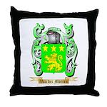 Van der Moeren Throw Pillow