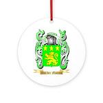Van der Moeren Round Ornament