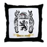 Van der Mere Throw Pillow