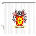 Van der Kruis Shower Curtain