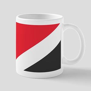 Principality of Sealand flag Mugs