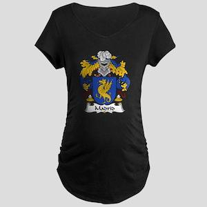 Madrid Maternity Dark T-Shirt