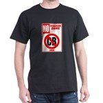 No Cockblocking Zone Dark T-Shirt