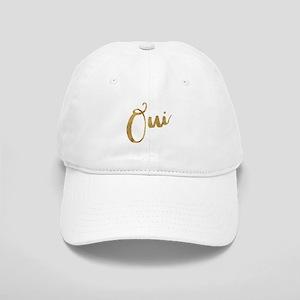 Golden Look Oui Baseball Cap