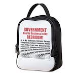 Gov't Has No Business Neoprene Lunch Bag